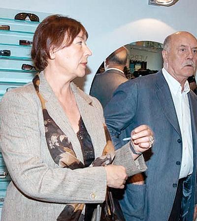 Перечень требований к жене Станислава Говорухина может выдержать только его cупруга Галина. Они вместе уже 44 года.