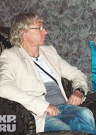 Аркадий Укупник.