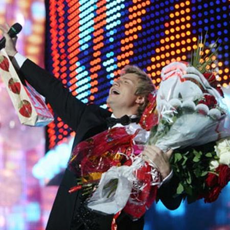 Николай Басков импровизирует на сцене и в жизни. Фото: Елена ВАЛЬКОВИЧ