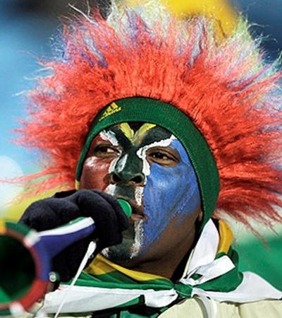 Африканские вувузелы наделали немало шума на чемпионате мира в ЮАР!