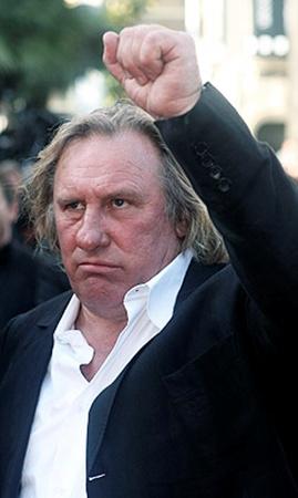 Одним из звездных гостей Одесского кинофестиваля станет легендарный Жерар Депардье.