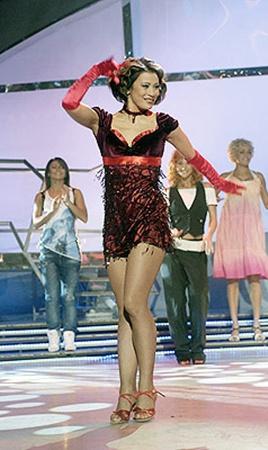 Наташа Лигай ставила танцы для арабской «Фабрики звезд».