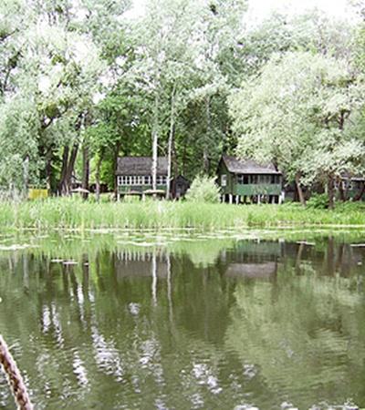 Дендропарк «Белое озеро»