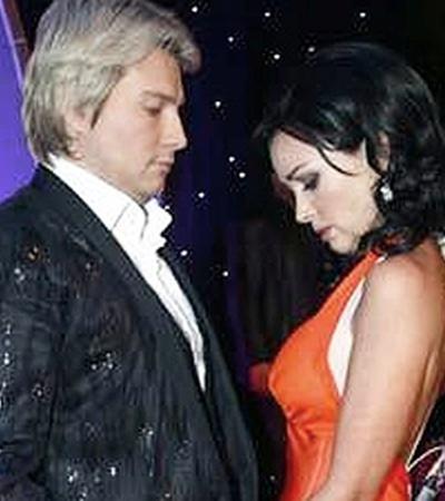 Басков в паре с Заворотнюк показал себя отличным комедийным актером.