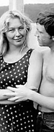 Владимир Высоцкий и Марина Влади. Начало 70-х. (Фото из семейного архива.)
