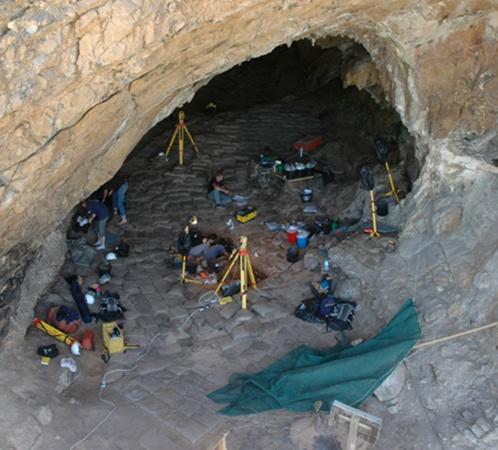 Раскопки в пещере, которую ученые назвали раем