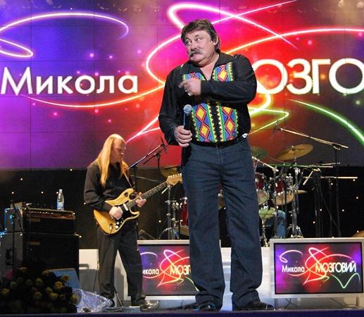 Вся жизнь Николая Мозгового была посвящена сцене.