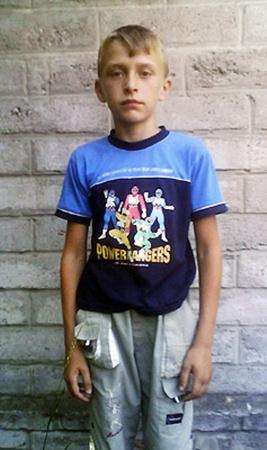9-летний Данил обязан жизнью Ане.