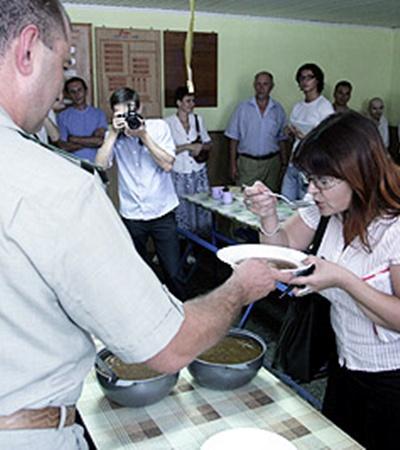Корреспондент «КП» отведала тюремные харчи.