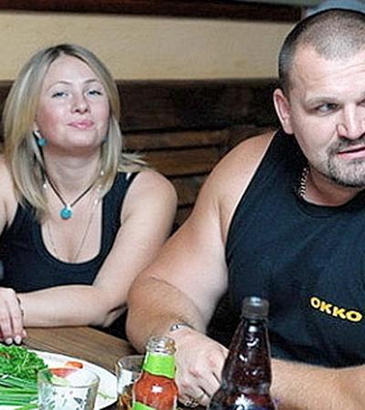 Василий и Инна поженились в сентябре 2007 года.