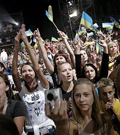 И для зрителей, и для участников «Черноморские игры» - большой праздник.