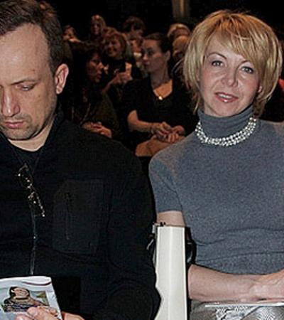 Андрей и Оксана познакомились, когда она брала у него интервью.