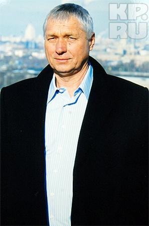 Одна из последних прижизненных фотографий Юрия Шишлова. Таким он был до тяжелой болезни.