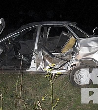 За рулем находился 20-летний молодой человек, в марте прошлого года лишенный прав за пьянку.