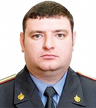 Старшина милиции Антон Акатов был убит бандитами.