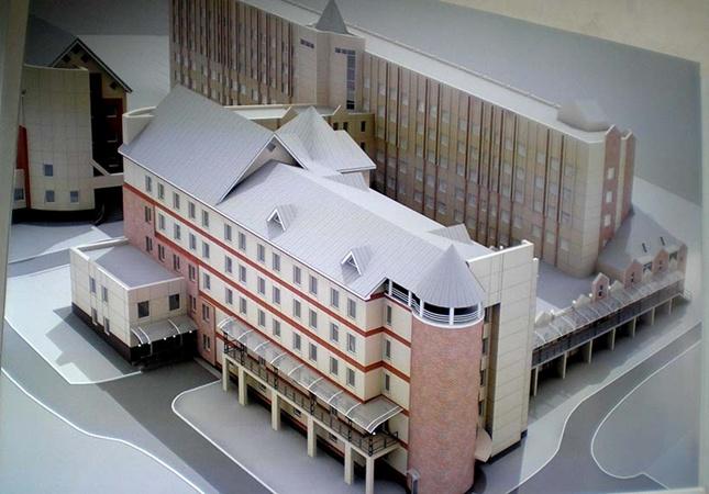После окончания реконструкции начнется строительство новых корпусов.