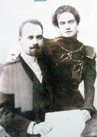 Жена Юлия была музой изобретателя. Они прожили вместе более 45 лет.