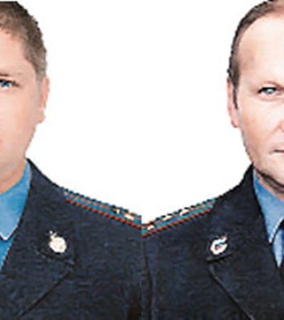 Есть несколько версий гибели Алексея Щербакова (слева) и Сергея Фетисова. И они очень сильно различаются.