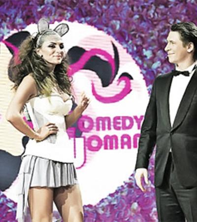 Гости Comedy Woman всегда в восторге от Кати. Тимур Батрутдинов не исключение.