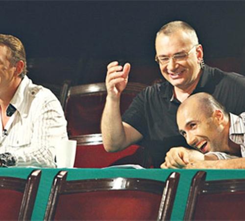 Башаров, Меладзе и Папунаишвили до слез хохотали на кастингах «Украина слезам не верит».
