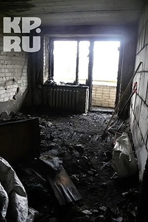 Это комната ветерана.