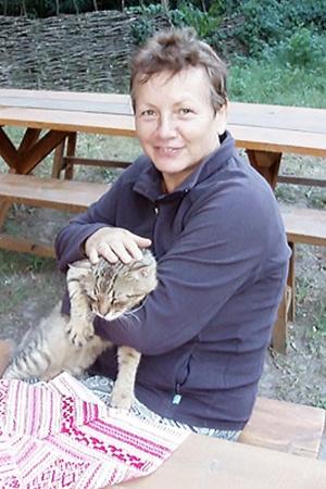 Профессор Моника Платек уверена: украинки должны уметь отстаивать свои права.