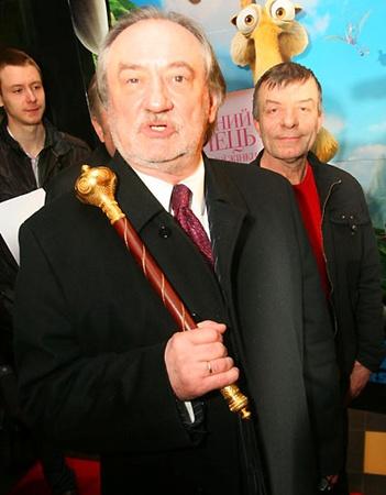 Богдан Ступка ответит на вопросы днепропетровцев.