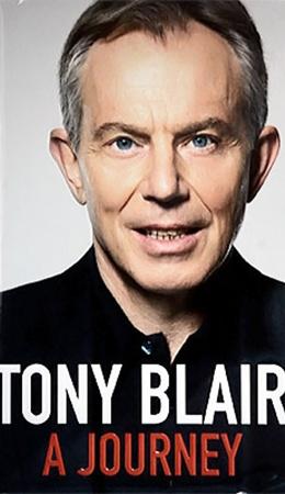 Книга Блэра называется «Странствие: моя политическая жизнь».