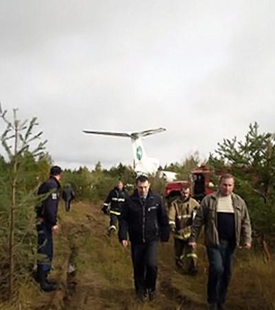 В Коми создали комиссию для расследования ЧП, а к самолету отправились представители транспортной прокуратуры, УФСБ, МЧС и следственно-оперативная группа.