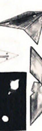 Треугольный НЛО: в 1996 году такие были замечены по всей Европе.