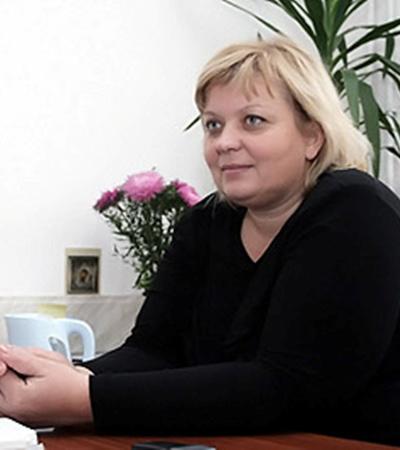 Людмила Крупчинская, директор Киевского городского Центра социально-психологической помощи: «Мы учим женщин быть увереннее в себе».