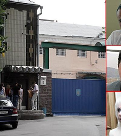 Владимир Асадчий уже «отдыхает» в Лукьяновском СИЗО, Руслан Кухаренко - пока еще в изоляторе на Подоле, а Людмила Качурова - на подписке (на фото - сверху вниз).