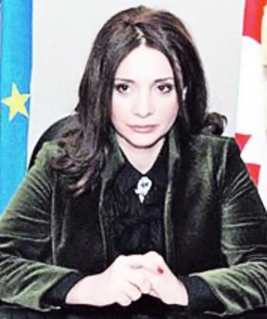 Хатуне Калмахелидзе.