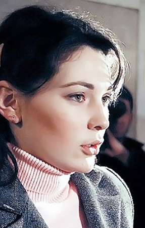 Алана Гаглоева.
