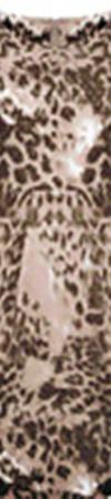 Платье-леопард.