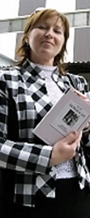 Сиваченко Валентина, одна из победителей.