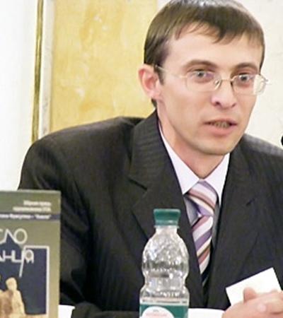 Директор львовского Национального музея-мемориала РусланЗабилый.