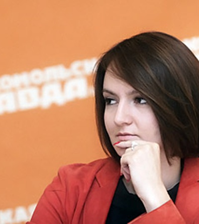 Директор управления по работе с банками страховой компании «PZU Украина» Оксана Приндюк.