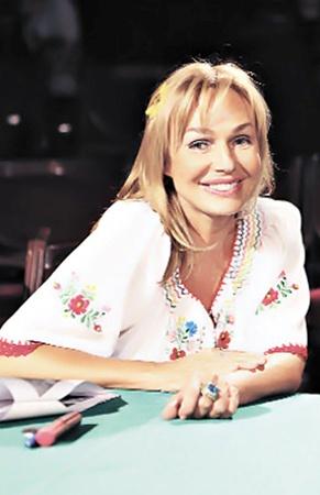 Наталья Андрейченко - строгая, но справедливая.