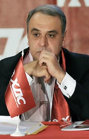 Координатор депутатской группы «Право выбора», член Коллегии ХДС Давид Жвания.