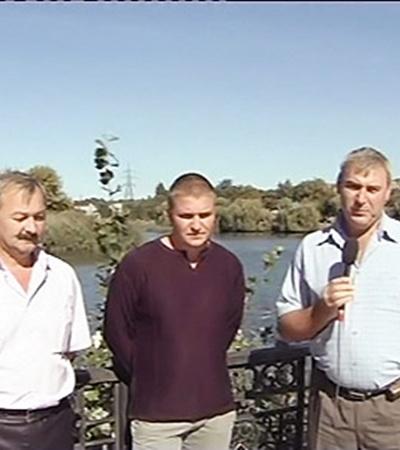 Андрей Грищенко, Виктор Кривонос и Александр Кузнецов признались в подвиге, когда их заставили писать объяснительные.