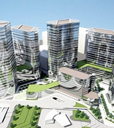 На Танковой хотят возвести жилищно-офисный комплекс.