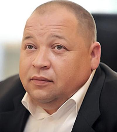 Депутат от Партии регионов Владислав Забарский.