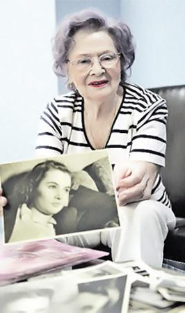 О том времени Ольга Александровна вспоминает как о самом счастливом...