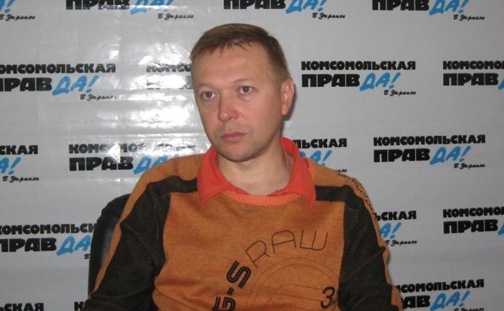 Эдуард Безродный