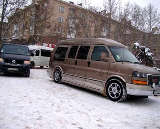 Так выглядит микроавтобус снаружи.Фото с сайта topgir.com.ua