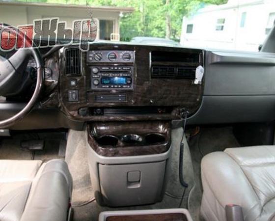 А так выглядит машина изнутри. Фото с сайта topgir.com.ua