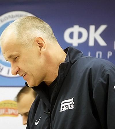 Вадим Тищенко – скромный герой матча.