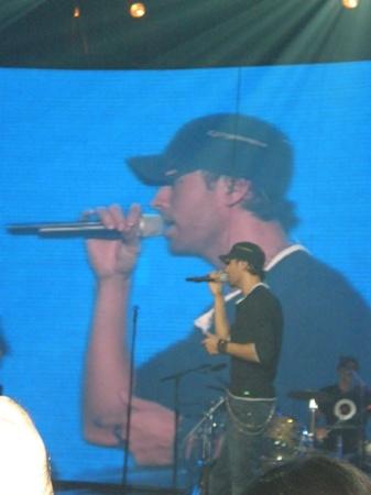 Энрике Иглесиас стал почетным гостем международного песенного конкурса EuroVoice-2010.