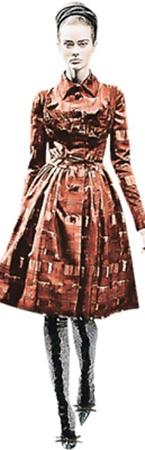 Платье, как у юной Мэрилин Монро, - самое необходимое приобретение осени.